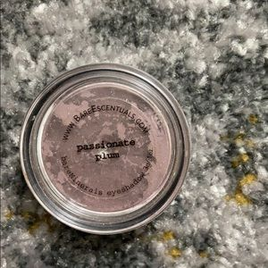 Passionate plum eyeshadow
